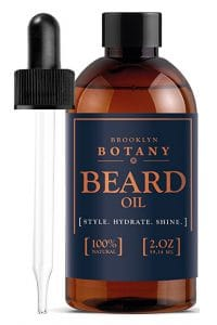Moroccan Beard Oil by Brooklyn Botany
