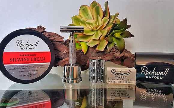 Rockwell Razor Kit Giveaway