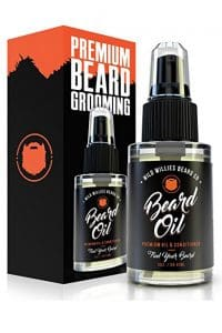 Wild Willie's Liquid Gold Beard Oil