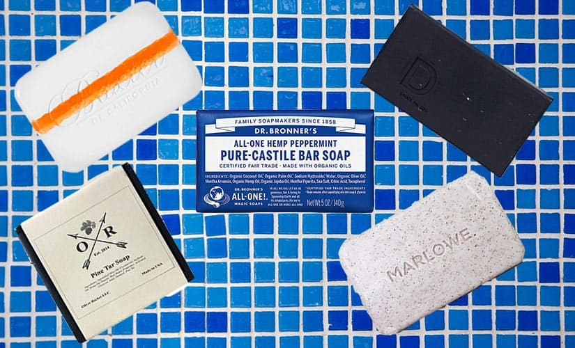 5 Best Bar Soaps For Men – Top Brands Reviewed (October 2018)