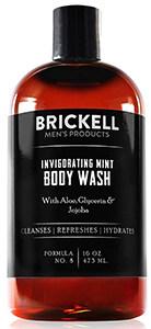 Brickell - Men's Invigorating Body Wash