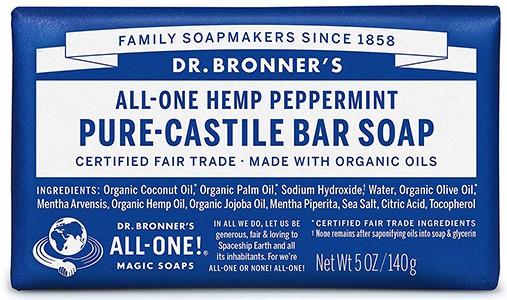 Dr. Bronner's Organic Peppermint