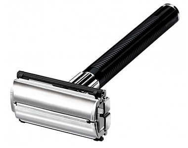 Feather Popular Twist To Open Safety Razor