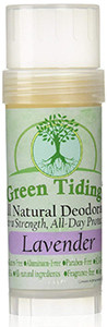 Green Tidings All Natural Deodorant