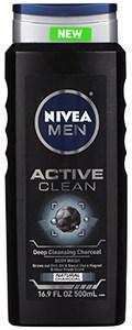 Nivea 'Active Men' Body Wash