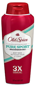 Old Spice 'High Endurance Pure Sport' Body Wash