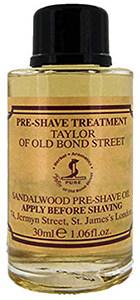 Taylor of Old Bond Street Sandalwood Pre-Shave Oil