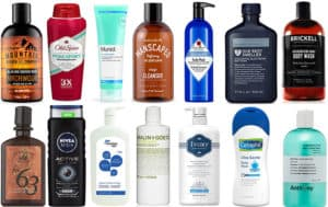 Best Body Wash for Men Feature Image