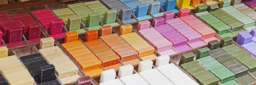 Types of Bar Soap