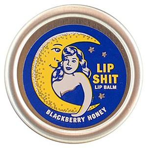 Blue Q Lip Shit Lip Balm