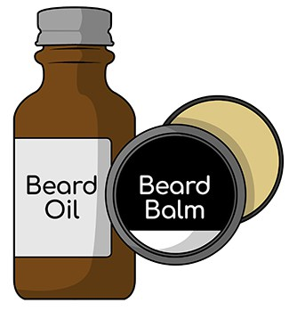 Beard Oil and Beard Balm