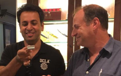 Interview with Deepak Grover & Howie Woda of Parker Safety Razor