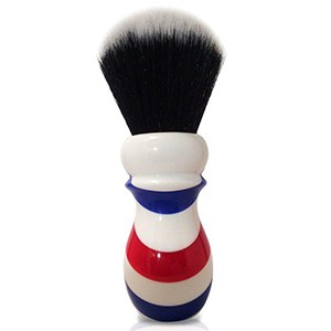 Haircut & Shave Co. Synthetic Shaving Brush