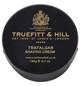 Truefitt & Hill Shaving Cream – Trafalgar Scent