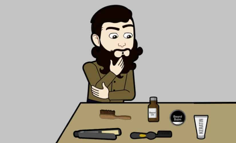 best beard straightener feature