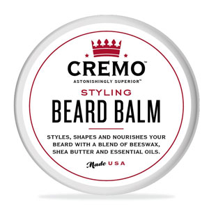 Cremo Styling Beard Balm