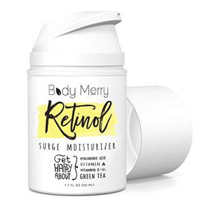 Body Merry Retinol Surge Moisturizer Anti-Aging