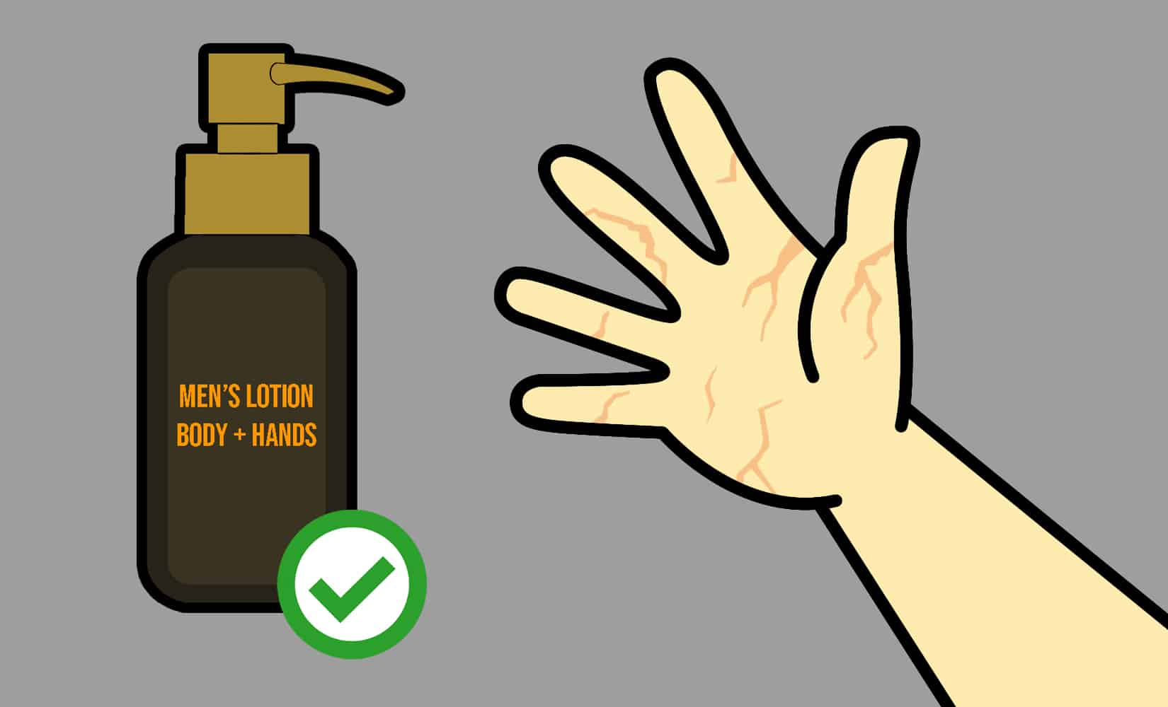 Effects of Hand Lotion