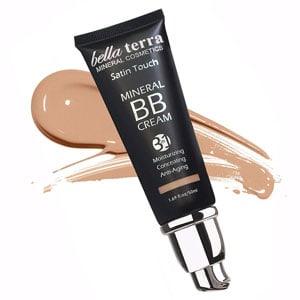 Bella Terra BB Cream 3-in-1 Tinted Moisturizer