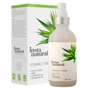 InstaNatural Vitamin C Facial Toner