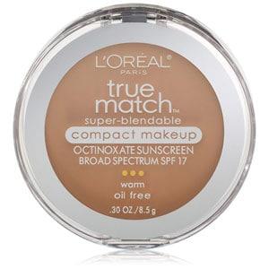 L'Oreal Paris True Match Super-Blendable Compact Makeup