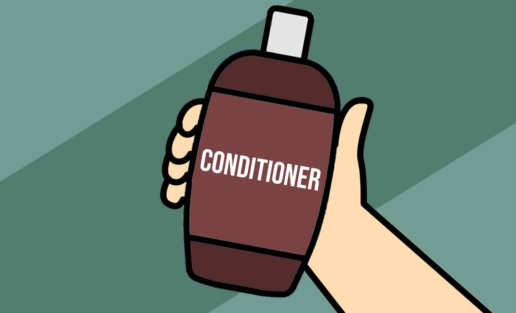 Conditioner to smell good