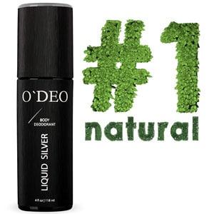 O'Deo Natural Deodorant Spray for Men