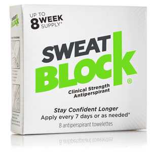 SweatBlock Antiperspirant