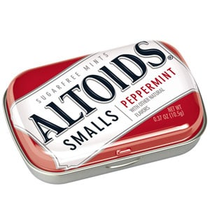 Altoids Smalls Peppermint Breath Mints