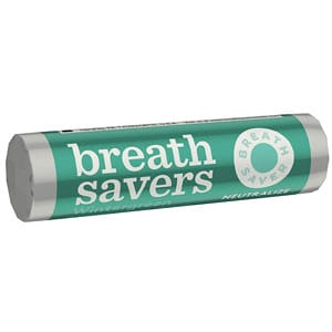 Breath Savers Sugar-Free Mints