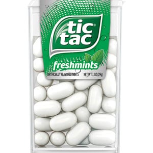 Tic Tac Fresh Breath Mints