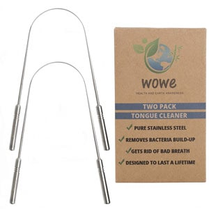 Wowe Lifestyle Tongue Scraper Cleaner