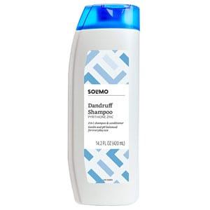 Amazon Brand Solimo 2-in-1 Dandruff Shampoo and Conditioner