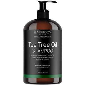 Baebody Tea Tree Oil Shampoo