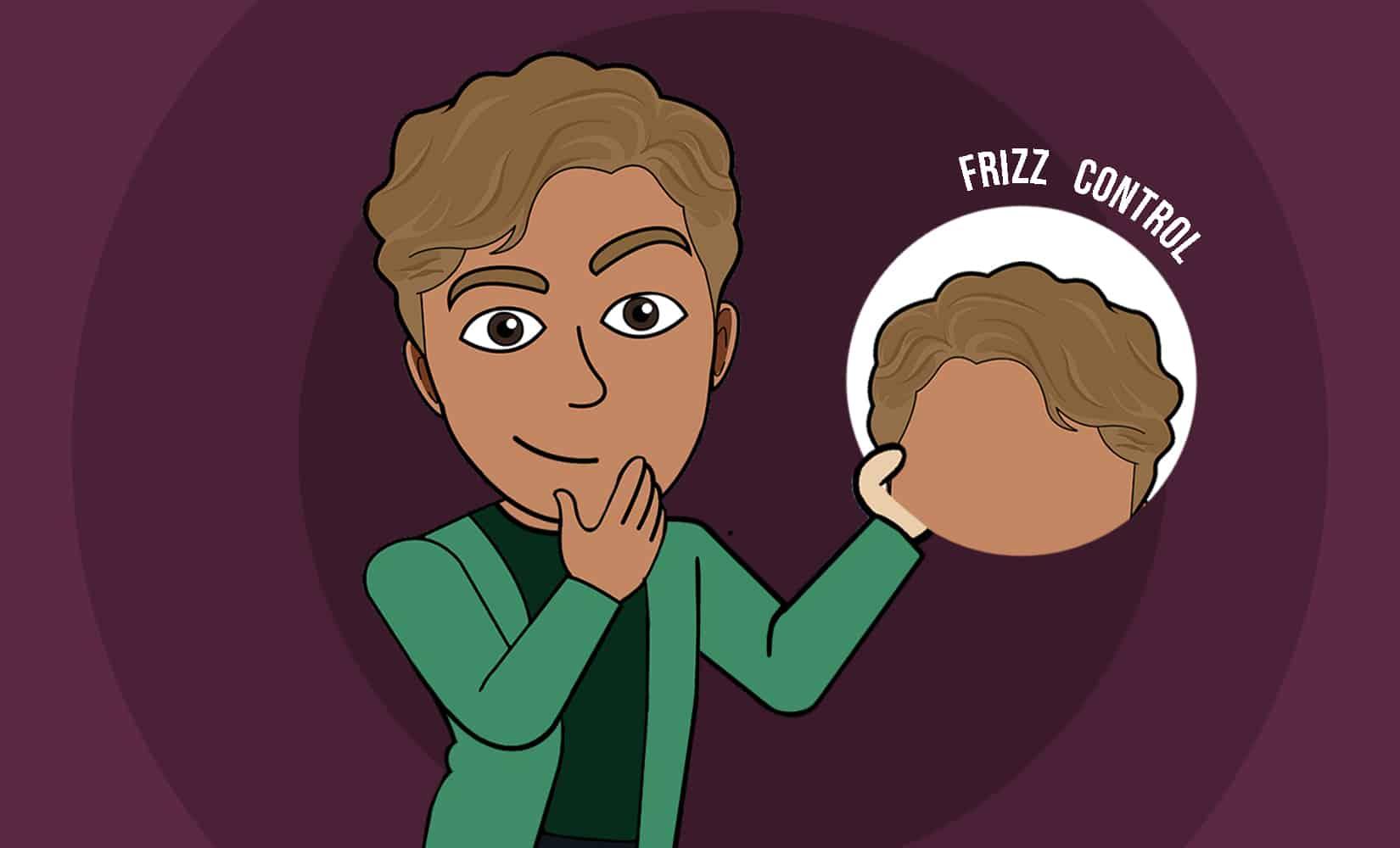 Frizz Control Hairspray