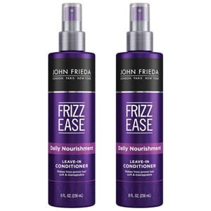 John Frieda Frizz Ease Daily Nourishment Conditioner, 2-Pack