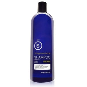 K+S Shampoo for Men's Hair