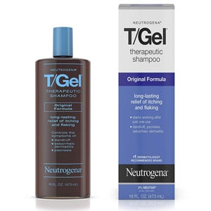 Neutrogena T/Gel Therapeutic Shampoo Antidandruff Original Formula