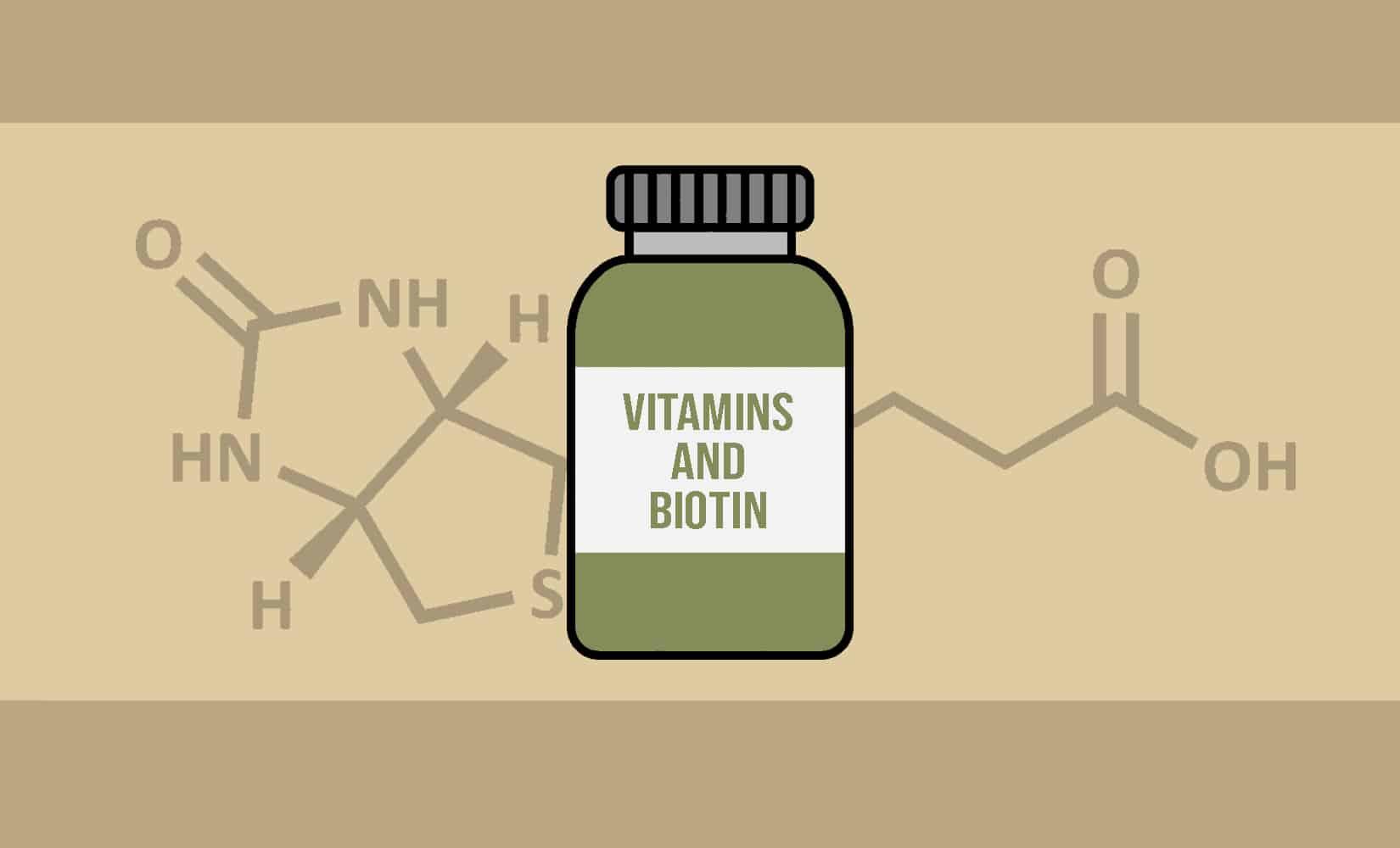 Vitamins (and Biotin)