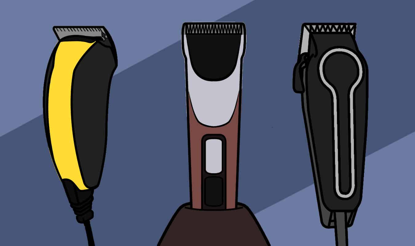 Hair Clippers Motor Type