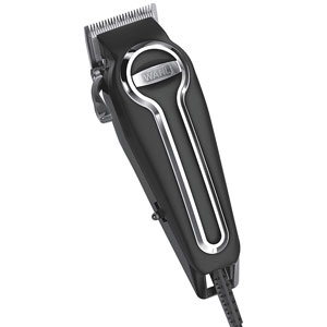 Wahl Clipper Elite Pro High-Performance Home Haircut and Grooming Kit for Men