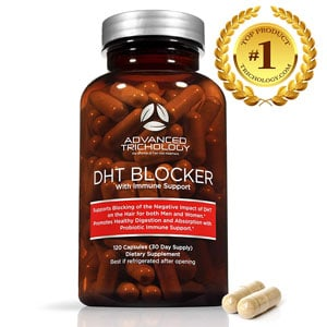 Advanced Trichology DHT Blocker with Immune Support
