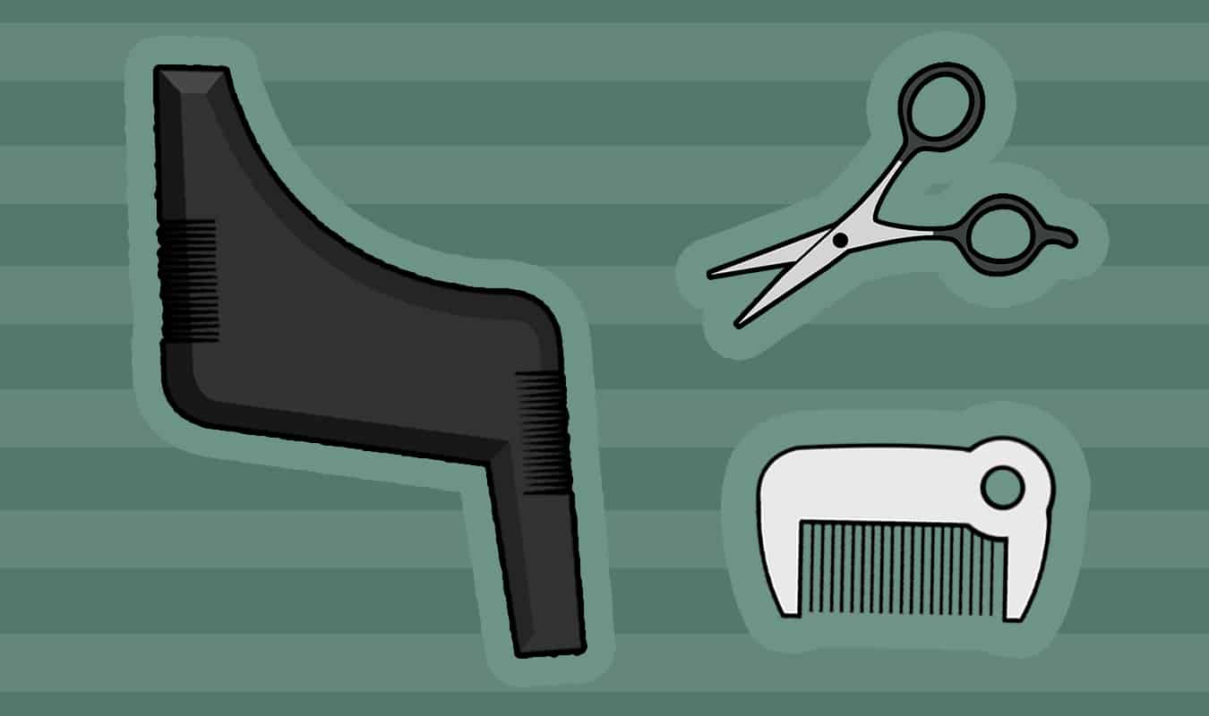 Beard Shaper Accessories