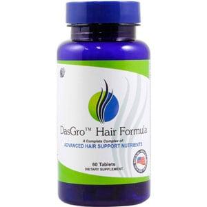 DasGro Hair Growth Vitamins