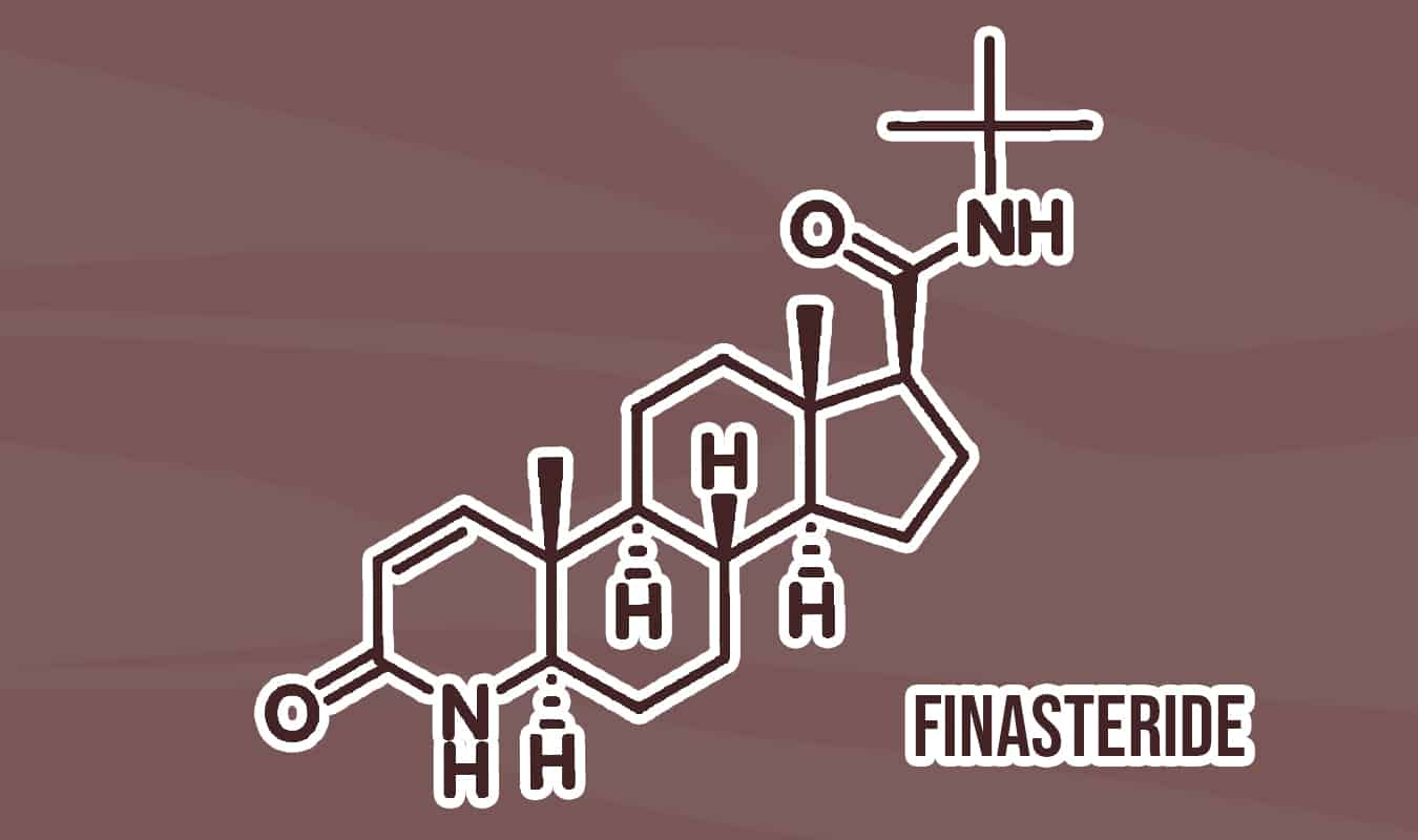 Finasteride hair growth products