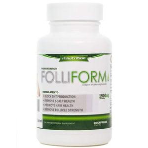 Folliform DHT Blocker for Men and Women