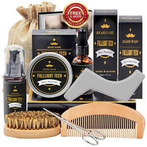 Fulllight Tech Beard Kit for Men