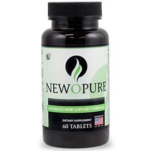 Newopure Natural Hair Growth Vitamins
