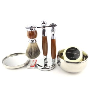 VICYUNS Luxury Grooming Shaving Set for Men