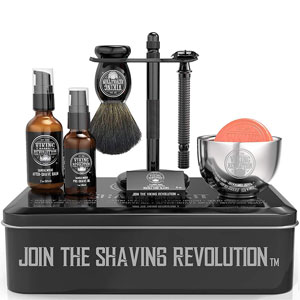 Viking Revolution Luxury Safety Razor Shaving Kit